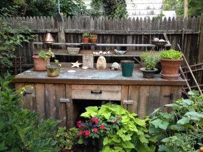 garden workbench - Garden Life